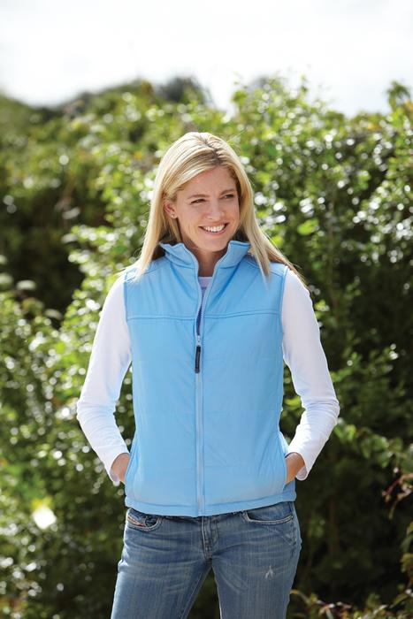 REGATTA LADIES STAGE PADDED PROMO BODYWARMER